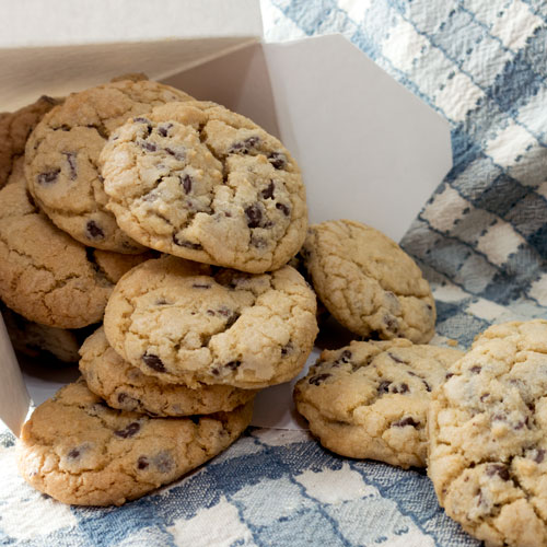 Shanny's Chocolate Chip Cookies